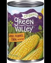 Green Valley® Organics Whole Kernel Corn 15 oz. Can