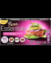 Boca Essentials Roasted Vegetables & Red Quinoa Protein Burge...