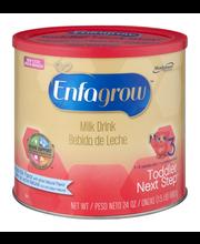 Enfagrow™ Toddler Next Step™ 3 Natural Milk Flavor Milk Drink...