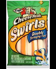 Frigo® Cheese Heads® Swirls® String Cheese 12 ct Bag