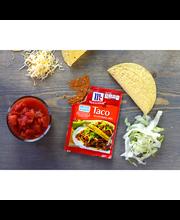 McCormick® Taco Seasoning, 30% Less Sodium, 1 oz. Packet