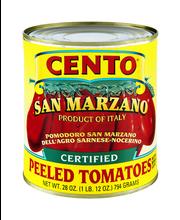 Cento San Marzano Certified Peeled Tomatoes
