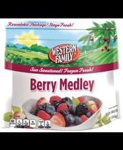 Wf Berry Medley Iqf