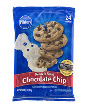 Pillsbury™ Ready to Bake Refrigerated Cookies Chocolate Chip ...