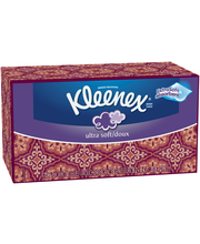 Kleenex® Ultra Soft Facial Tissues 170 ct Box