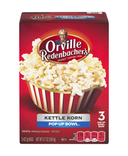 Orville Redenbacher's® Kettle Korn Gourmet® Popping Corn Pop ...