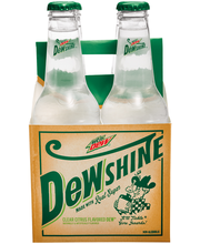 Mountain Dew® Dewshine™ Soda 4-12 fl. oz. Bottles