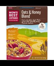 Mom's Best® Oats & Honey Blend® Cereal 12 oz. Box
