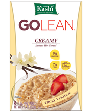 Kashi® GoLean® Truly Vanilla® Instant Hot Cereal 8-1.4 oz. Pa...