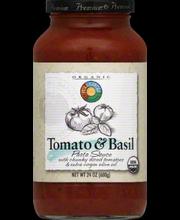 FULL CIRCLE ORGNC SAUCE TOMATO