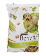 Purina Beneful Healthy Weight With Real Chicken Dog Food 15.5...
