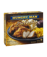 Hungry-Man® Selects Classic Fried Chicken Frozen Dinner 16 oz...