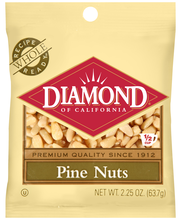 Diamond of California® Whole Pine Nuts 2.25 oz. Bag