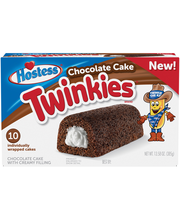 Hostess® Chocolate Cake Twinkies® 13.58 oz. Box