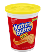 Nabisco Nutter Butter Bites Peanut Butter Sandwich Cookies Go...