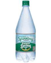 POLAND SPRING Sparkling Natural Spring Water Simply Bubbles 1...