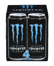 Monster Energy Lo-Carb - 4 CT