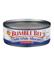 Bumble Bee® Premium Solid White Albacore in Vegetable Oil 5 o...