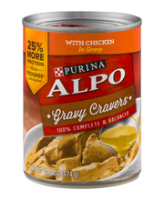 Purina Alpo Gravy Cravers With Chicken in Gravy Dog Food 13.2...