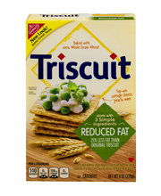 Nabisco Triscuit Reduced Fat Crackers 8 oz. Box