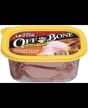 John Morrell Off The Bone Homestyle Carved Honey Ham Lunchmea...
