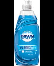 Dawn Ultra Dishwashing Liquid Original Scent 14 Oz