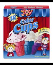 Joy Color Cups - 18 CT