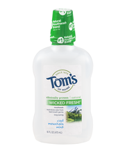 Tom's of Maine™ Wicked Fresh!™ Cool Mountain Mist Mouthwash 1...
