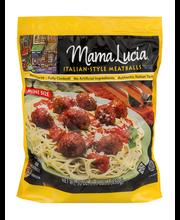 Mama Lucia Italian-Style Meatballs Mini Size - 60 CT