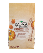 Purina Beyond Superfood Blend Salmon, Egg & Pumpkin Recipe Do...