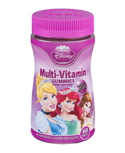 Disney Princess MultiVitamin Gummies- 60 PCS