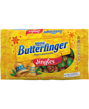 BUTTERFINGER Jingles Holiday 10 oz Bag