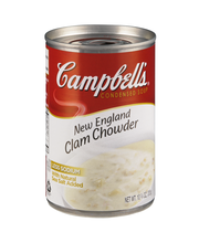 Campbell's® Condensed New England Clam Chowder, 10.5 oz.