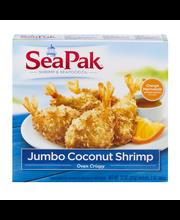 SeaPak™ Shrimp & Seafood Co. Jumbo Coconut Shrimp 10 oz. Box