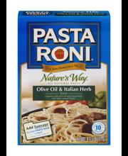 Pasta Roni® Rustic Recipes® Olive Oil & Italian Herb Flavor P...
