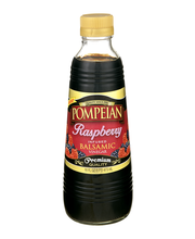 Pompeian® Raspberry Infused Balsamic Vinegar 16 fl. oz. Bottle