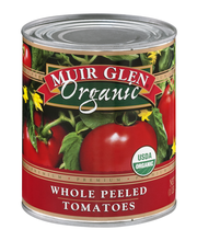 Muir Glen™ Organic Whole Peeled Tomatoes 28 oz. Can