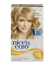 Clairol Nice 'N Easy Permanent Hair Color 8 Natural Medium Bl...