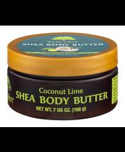 Tree Hut Shea Body Butter Coconut Lime