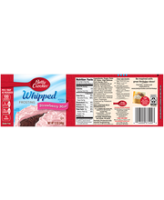 Betty Crocker™ Whipped Strawberry Mist™ Frosting 12 oz. Canister