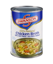 Swanson® Chicken Broth 14.5 oz.