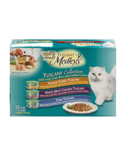 Purina Fancy Feast Medleys Tuscany Collection Cat Food Variet...