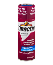 Tinactin® Tolnaftate Antifungal Liquid Spray 5.3 oz. Aerosol Can