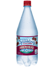 Arrowhead® Mountain Spring Sparkling Black Cherry Flavored Wa...