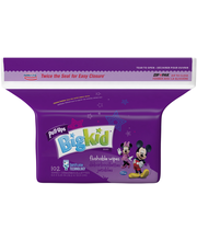 Pull-Ups® Big Kid Flushable Wipes 102 ct ZIP-PAK®