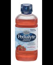 Pedialyte® Strawberry Flavor Oral Electrolyte Solution 1L Bottle