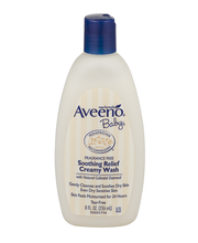 Aveeno® Baby® Soothing Relief Creamy Wash 8 fl. oz. Bottle