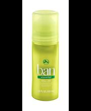 Ban® Unscented Antiperspirant/Deodorant 3.5 fl. oz. Roll-On