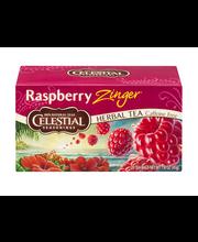 Celestial Seasonings Herbal Tea Caffeine Free Raspberry Zinge...