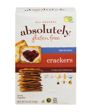 Absolutely Gluten Free Original Crackers